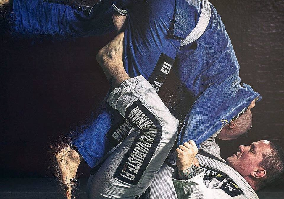 BJJ Camp mit Black Belt Teo Viking Viitala