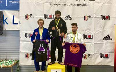 Internationale Deutsche BJJ Meisterschaft 2016