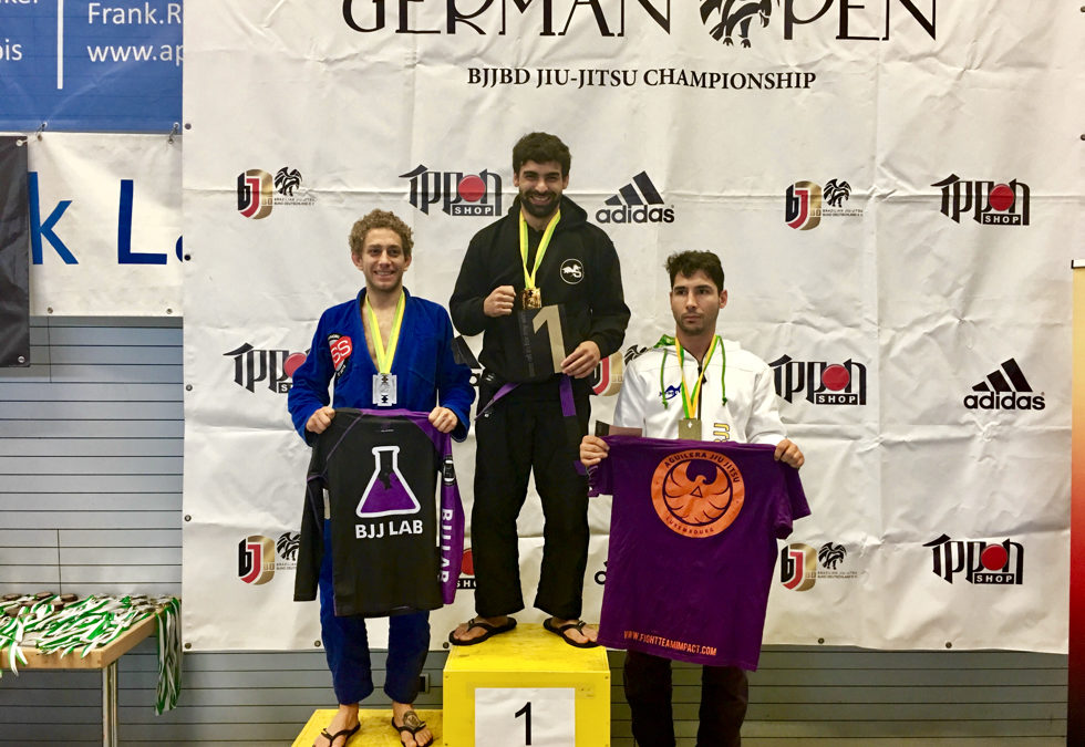 Internationale Deutsche BJJ Meisterschaft 2016