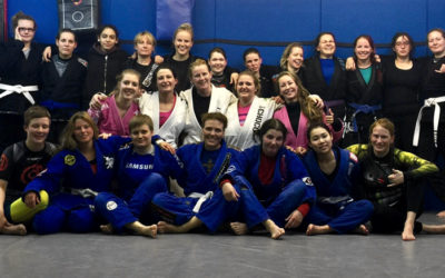 Ladies Open Mat 2.0