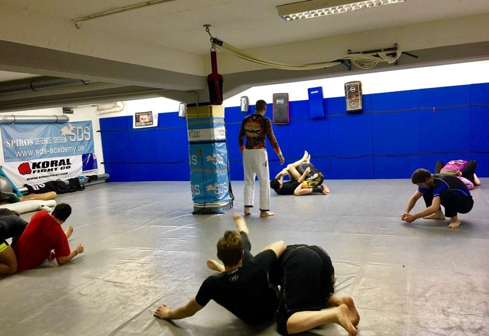 Sechs Tage die Woche Training in der SDS Academy Mannheim