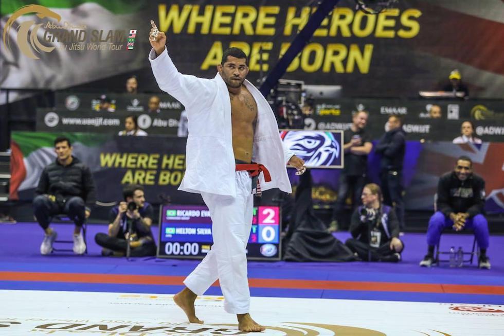 Brazilian Jiu Jitsu Seminar mit Europameister Ricardo Evangelista