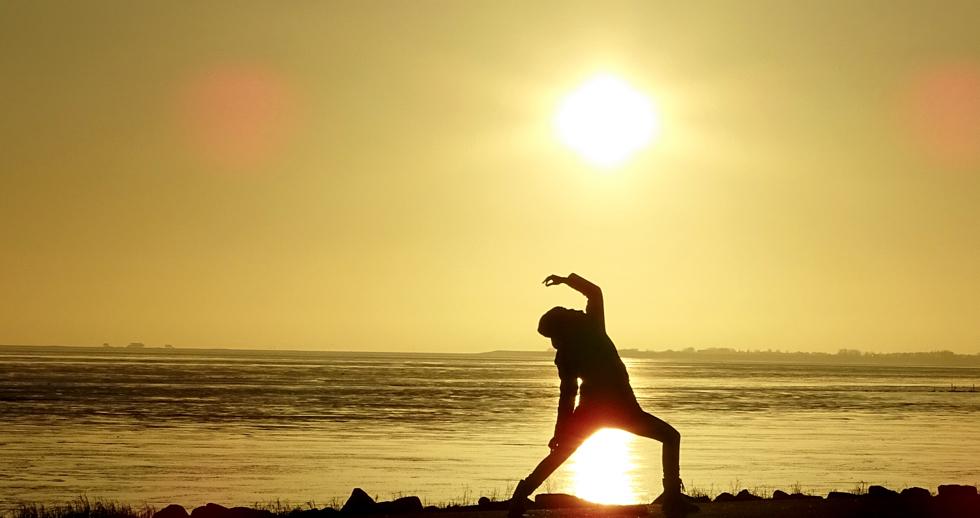 Somatic Yoga mit Anke in der SDS – Academy Mannheim