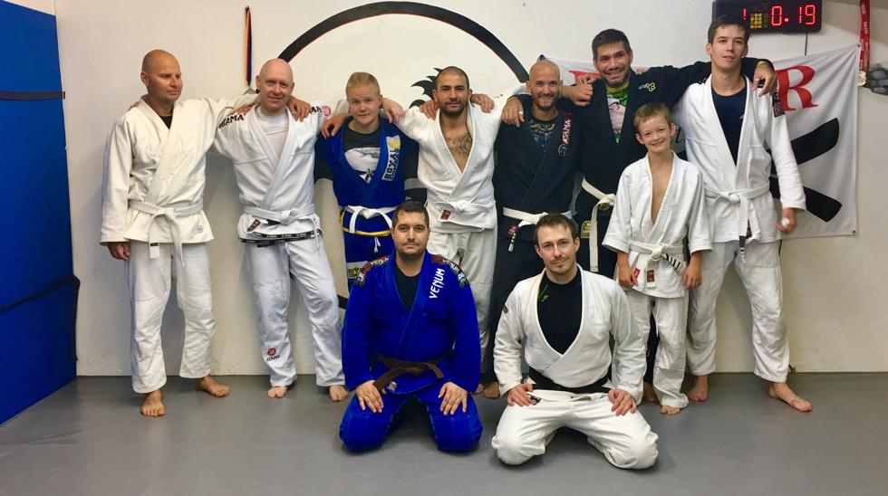 BJJ & Judo Saturday Morning Class in Mannheim