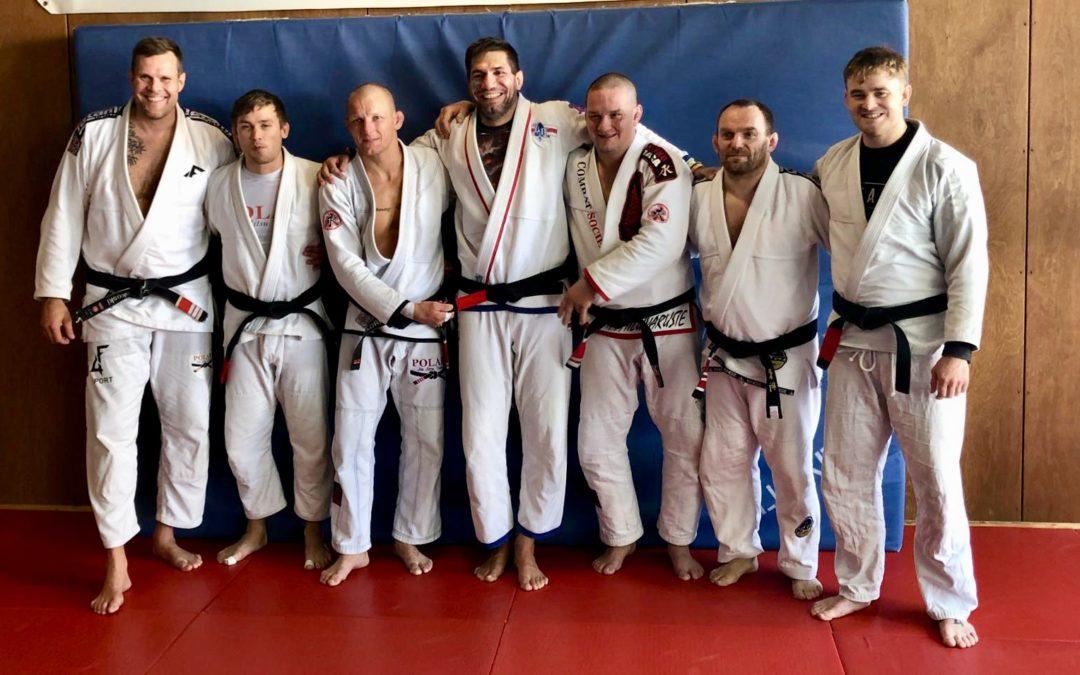 Faixa Preta – Black Belt für Spiros