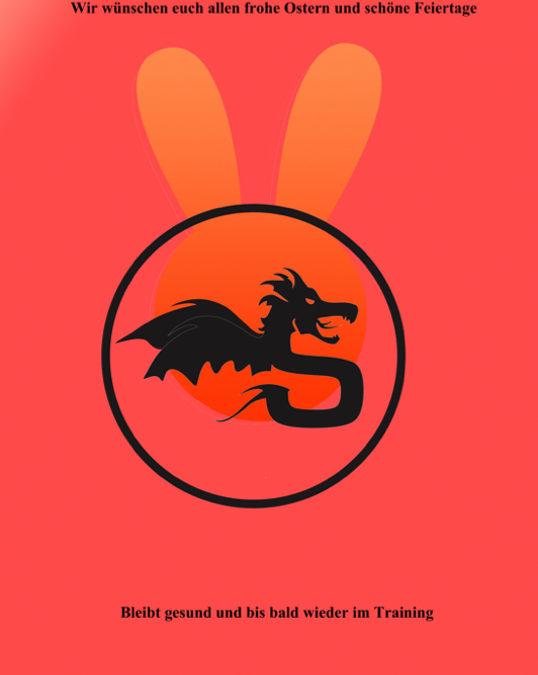 Wir wünschen allen frohe Ostern und schöne Feiertage!