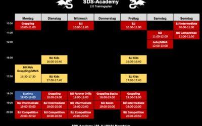 Neuer Unterrichtsplan in der SDS Academy Mannheim